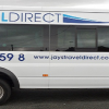 Minibuses Covering Flintshire Area.